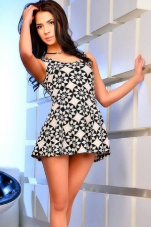 Mejdouline foot escorts in East Midlands, UK
